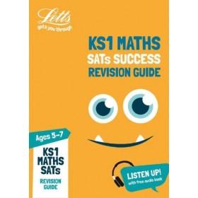 KS1 SATs Revision Guide -Maths Ages 5 - 7