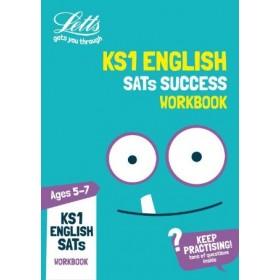 KS1 SATs Practice Workbook - English Ages 5 - 7