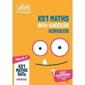 KS1 SATs Practice Workbook - Maths Ages 5 - 7