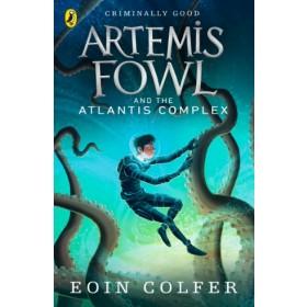 Artemis Fowl and the Atlantis Complex #07