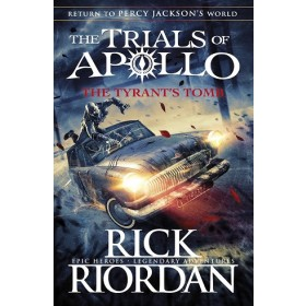 Trials of Apollo: The Tyrant's Tomb