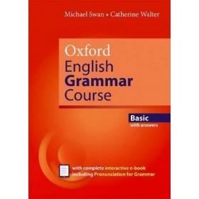 OXFORD ENGLISH GRAMMAR COURSE:BASIC