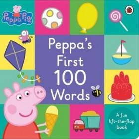 Peppa Pig: Peppa's First 100 Words