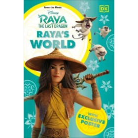 Disney Raya and the Last Dragon Raya's World