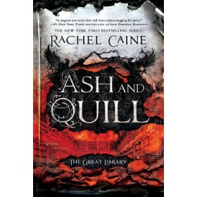 GREAT LIBRARY #03 ASH & QUILL