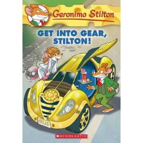 GS 54: GET INTO GEAR, STILTON!