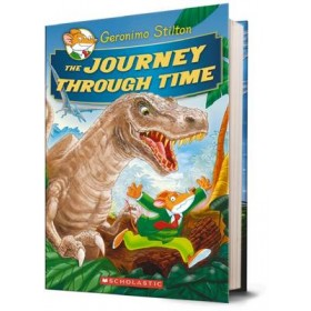 GS THE JOURNEY THROUGH TIME 01 (HC)