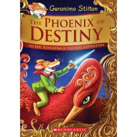 GS THE KINGDOM OF FANTASY SPECIAL EDITION 01: THE PHOENIX OF  DESTINY (HC)