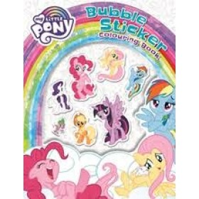 My Little Pony Bubble Sticker