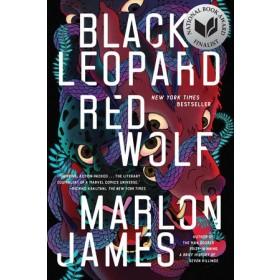 DARK STAR #01: BLACK LEOPARD, RED WOLF