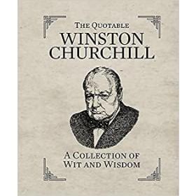 THE QUOTABLE WINSTON CHURCHILL (MINI BOOK)