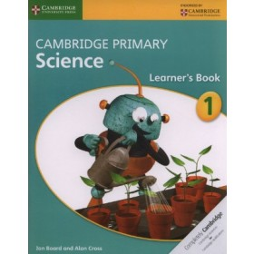 Stage 1 Learner's Book Cambridge Primary Science