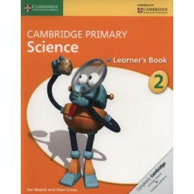 Stage 2 Learner's Book Cambridge Primary Science