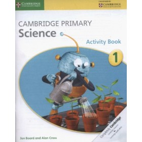 Stage 1 Activity Book Cambridge Primary Science