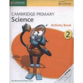 Stage 2 Activity Book Cambridge Primary Science