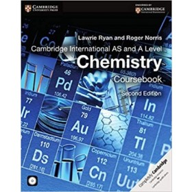 AS and A Level Chemistry Coursebook with CD-ROM 2nd Edition