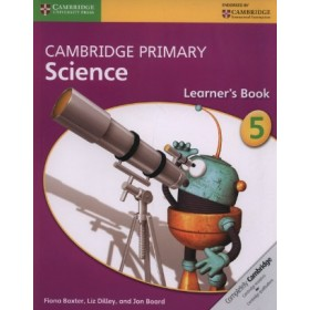 Stage 5 Learner's Book Cambridge Primary Science