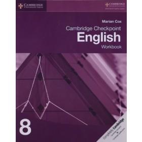 Stage 8 Cambridge Checkpoint English Workbook
