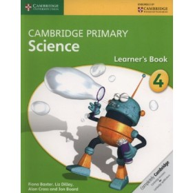 Stage 4 Learner's Book Cambridge Primary Science