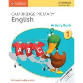 Stage 1 Activity Book Cambridge Primary English