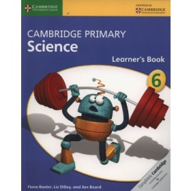 Stage 6 Learner's Book Cambridge Primary Science