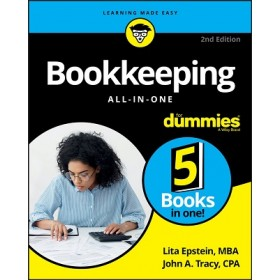 BOOKKEEPING AIO FOR DUMMIES, 2E