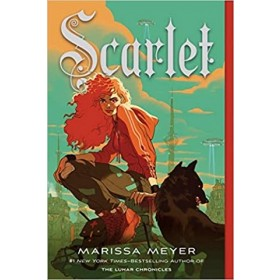 THE LUNAR CHRONICLES #02: SCARLET