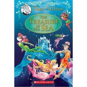 THEA STILTON SPECIAL EDITION 05: THE TREASURE OF THE SEA (HC)