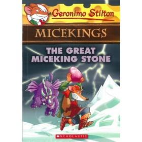 GS MICEKINGS 08: THE GREAT MICEKING STONE