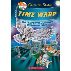 GS THE JOURNEY THROUGH TIME 07: TIME WAR (HC)