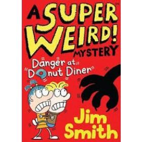 SUPERWEIRDMYST01 DANGER AT DONUT DINER