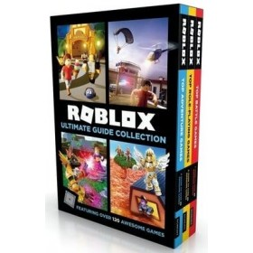 ROBLOX GUIDE SLIPCASE (3 BOOKS)