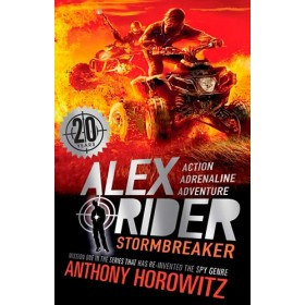 ALEXRIDER01 STORMBREAKER 20TH ANNIVERSARY EDITION