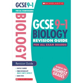 GCSE 9-1 Biology Revision Guide for All Exam Boards