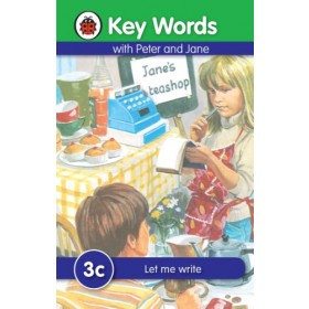LADYBIRD KEY WORDS 3C: LET ME WRITE