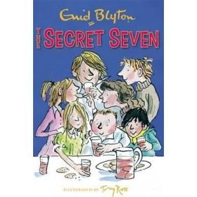 SECRET SEVEN ANNIVERSARY #01 THE SECRET