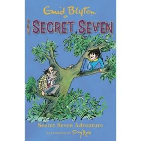 SECRET SEVEN ANNIVERSARY #02 SECRET SEVE