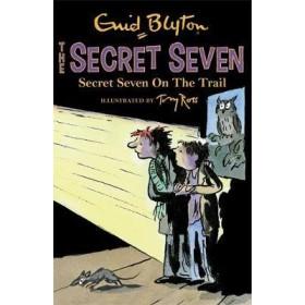 SECRET SEVEN ANNIVERSARY #04 SECRET SEVE