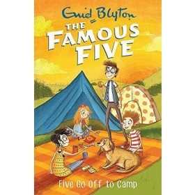 FamousFiveNew7 FIVE GO OFF TO CAMP