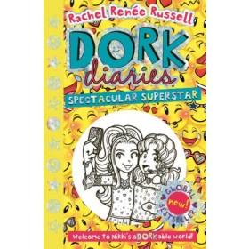 Dork Diaries #14: Spectacular Superstar