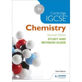 Cambridge IGCSE and O Level Study and Revision Guide Chemistry