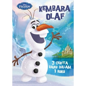 DISNEY FROZEN PENGEMBARAAN OLAF (PADDED)