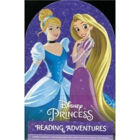 C-DISNEY PRINCESS READING ADVENTURES