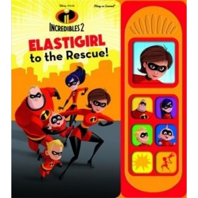 LSB: THE INCREDIBLES 2