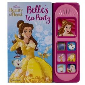 Princess Belle Little Sound Book