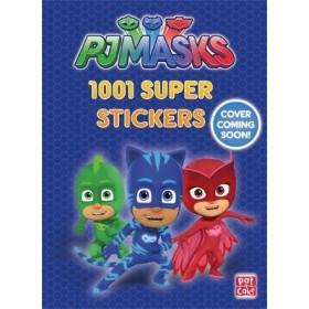PJ MASKS: 1001 SUPER STICKERS