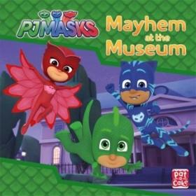 PJ MASKS: MAYHEM AT MUSEUM