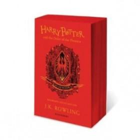 HP #05: Order of the Phoenix (Gryffindor)