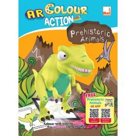 AR COL ACTION :PREHISTORIC ANIMALS