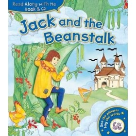 Read Along with Me: Jack and the Beanstalk (Book & CD)